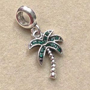 Jewelry - Palm tree charm for DIY charm bracelet